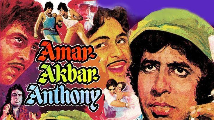 awesome Amar Akbar Anthony - Amitabh Bachchan, Vinod Khanna, Rishi Kapoor | Full Bollywood Hindi Movie