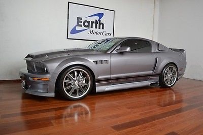 2007 Ford Mustang Eleanor GT, Sanderson 620HP, 1 of 50 made, Amazing Car, Rare
