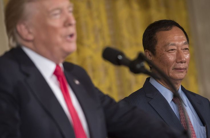 How to Make Easy Money — Off Taxpayers Who will benefit the most from Wisconsin's huge new pending Foxconn subsidy deal? Meet billionaire Terry Gou. BY SAM PIZZIGATI | AUGUST 29, 2017