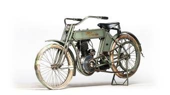 1909 Harley-Davidson  Single Magneto