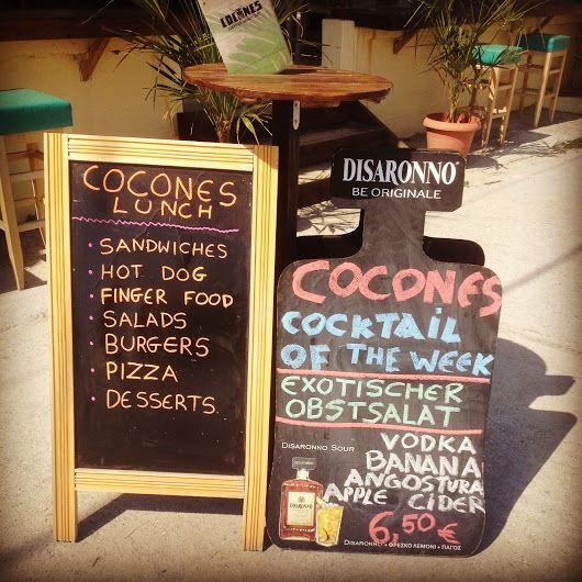 Cocones September Deal:  🍔 Eat.. 🍹 Drink.. 🌴 Relax.. 😃 Enjoy.. Repeat!! C...
