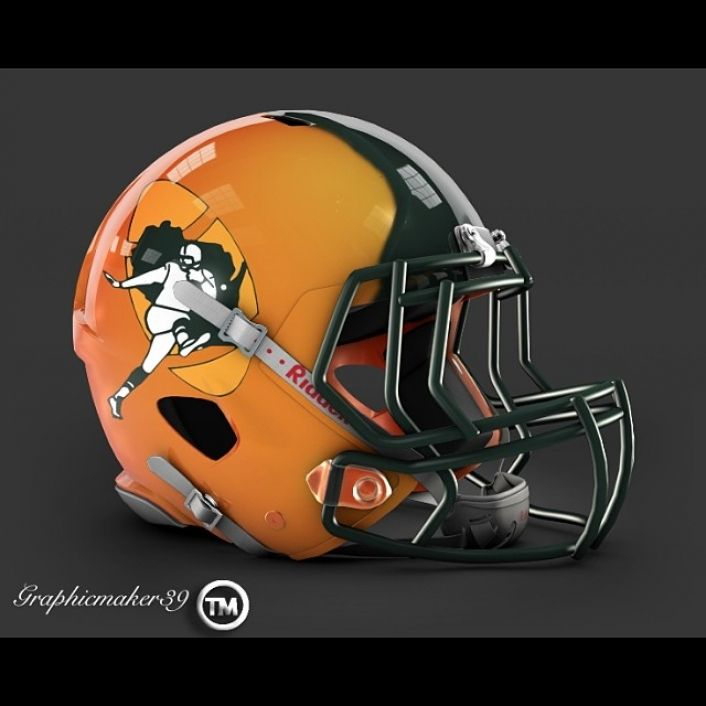 Green Bay packers | NFL alternate helmet designs | New nfl ...