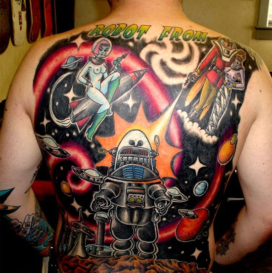 12 best images about space on pinterest octopus for Design your own tattoos