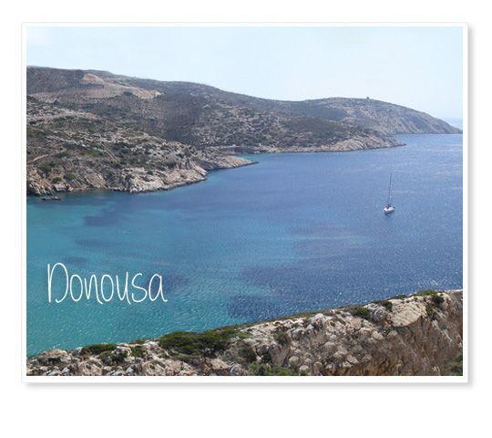 Donousa experience