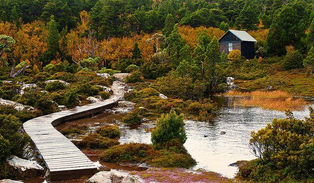 Ranger Hut at Cradle Mountain