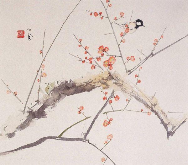 Такэути Сэйхо. Классический образец традиционного японского искусства.