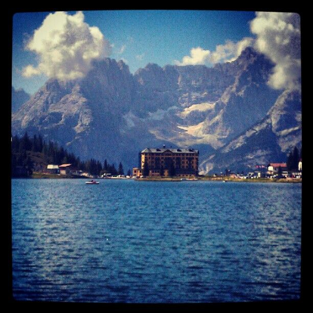 #Instagram #Dolomiti #Misurina #Great #Places #Mountain #Italy