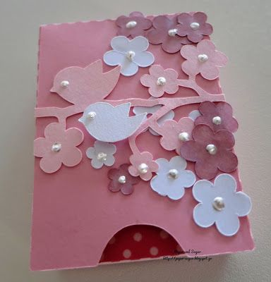 Paper and Sugar: Match box