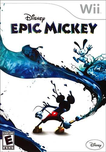 Disney Epic Mickey – Video Games Guide - PS Vita, PS3, Xbox , Wii - BestVideoGames.site