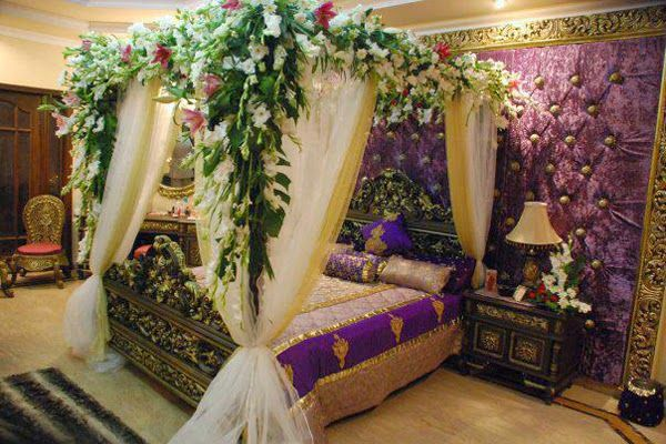 Romantic Bedroom decoration ideas for Wedding Night is one of the most  attractive function  In Wedding Night Romantic Bedroom decorating ideas  brid. Romantic Bedroom decoration ideas for Wedding Night is one of the