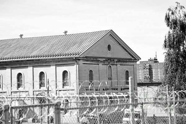 One of our shots from Kingston Penitentiary