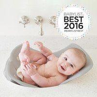 PUJ Soft Infant Bath Tub - White video