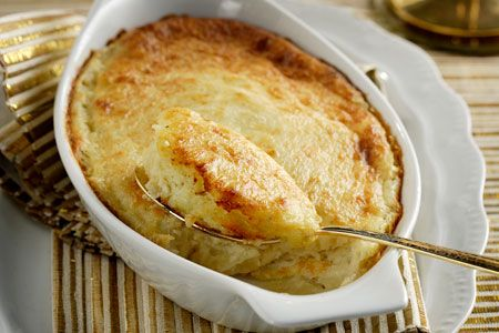 Amateur Cook Professional Eater - Greek recipes cooked again and again: Baked mashed potatoes