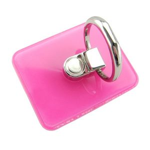 Finger Ring & Stand for Smartphone & Tablet - AA-S009 - Pink