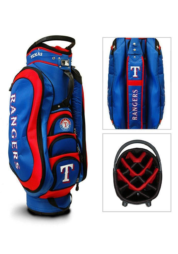 Texas Ranger Golf Bag I'm pretty sure I'd starting taking up golf if I got this!