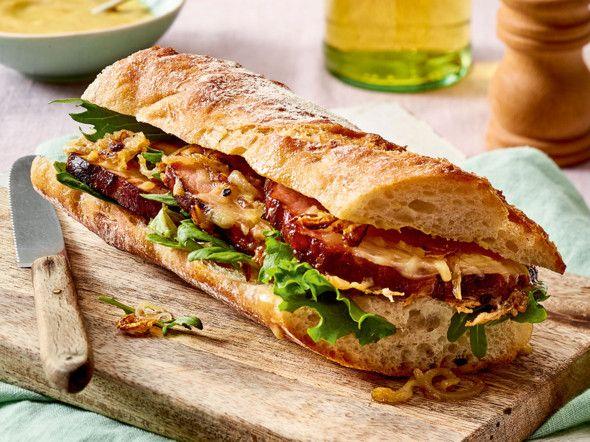 die besten 25 sandwich belag ideen auf pinterest kichererbsen salat sandwich veganes. Black Bedroom Furniture Sets. Home Design Ideas
