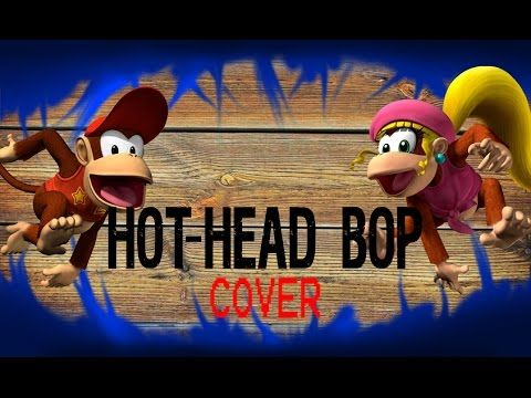 Hot-Head Bop (from Donkey Kong Country 2) - Dave Wise cover