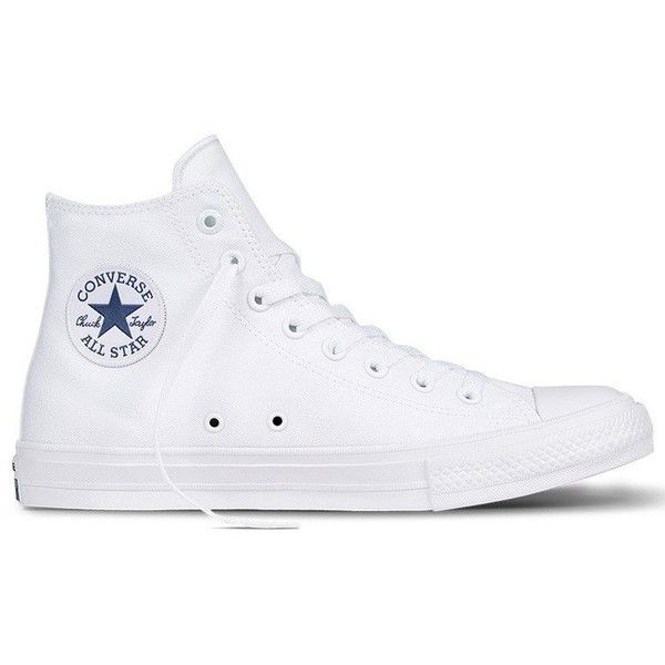 converse shoes all white. original new all white converse all star sneakers (£90) ❤ liked on polyvore shoes