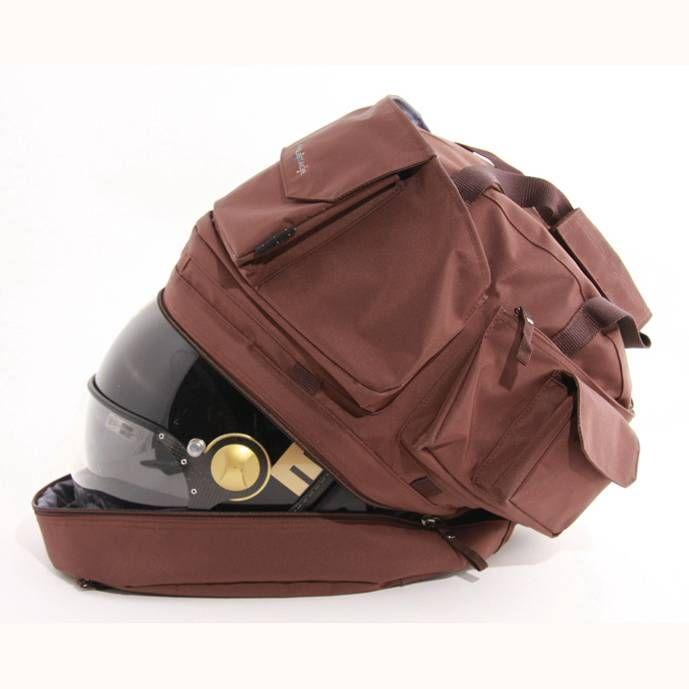 Paquetage | Porte casque | Porte casque de moto Bison