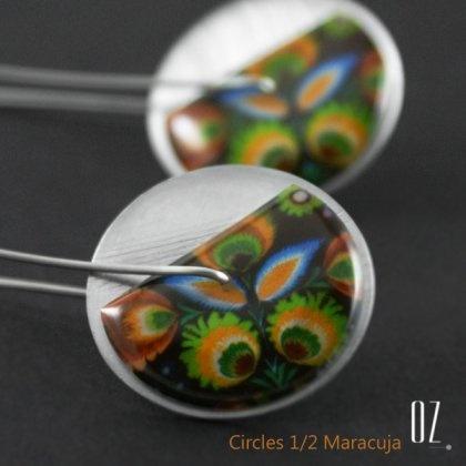 Kolczyki z motywem ludowym / Folk earrings