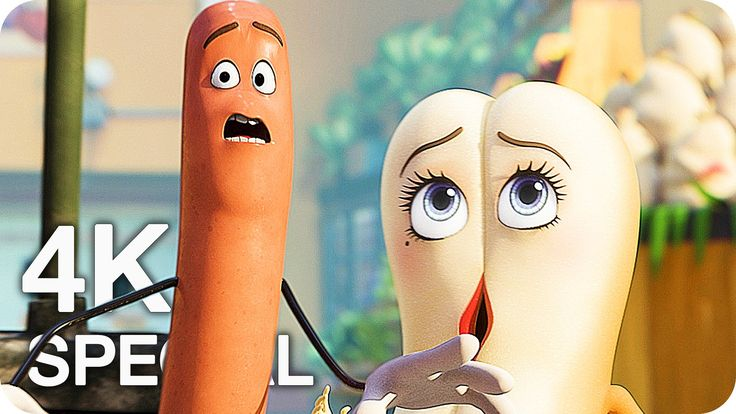 SAUSAGE PARTY Clips & Trailer (2016) Animated R-Rated Movie