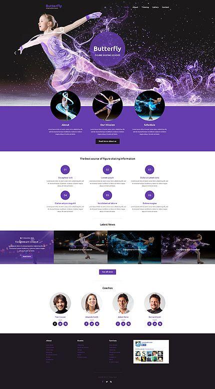 skating shop web layouts - Szukaj w Google
