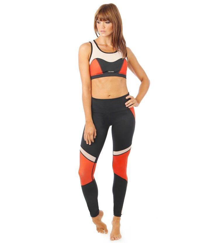 She's A Goddess Mesh Crop and Leggings - Red www.lurv.com.au #lurvsportswear #lurvlife