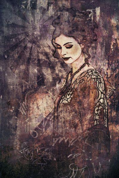 Inara Art Print by Sirenphotos