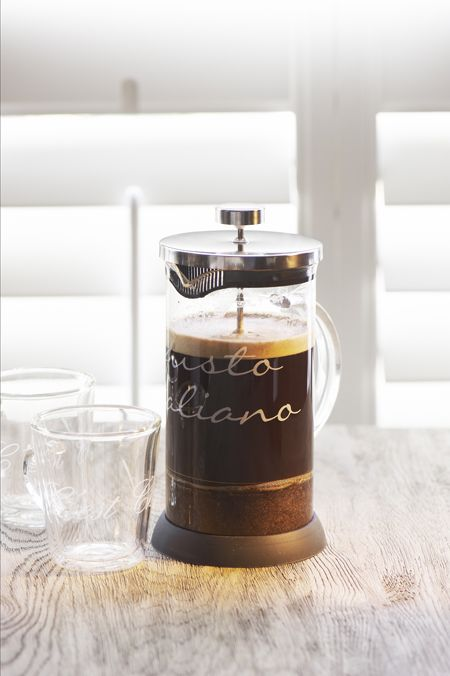 €14,95 Gusto Italiano Coffeemaker 350ml #living #interior #rivieramaison