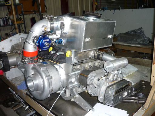 crank mounted procharger on a air cooled cars and stuff pinterest