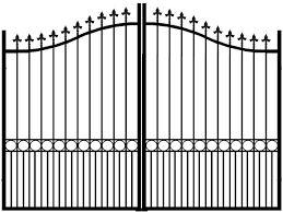 Resultado de imagen para metal gates