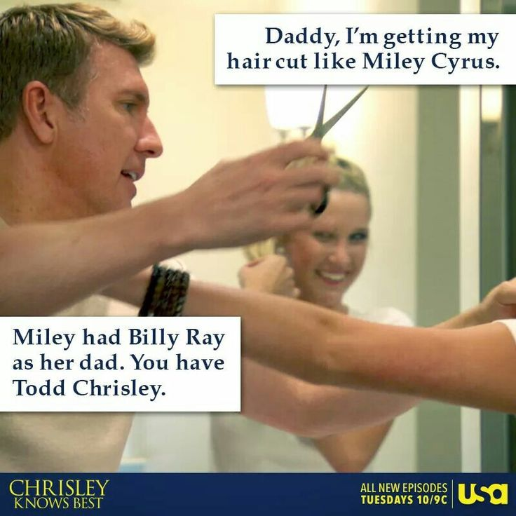 I wasn't so sure about this guy at first. I've since grown to actually adore him. He's brass like a New Yorker but he still has that southern way. Chrisley Knows Best