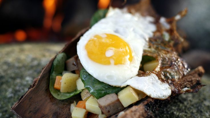 Seks varme måltider til påsketuren