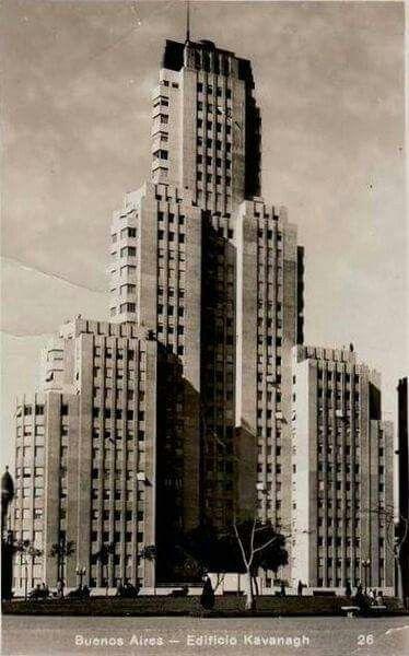 Edificio Kavanagh. Buenos Aires