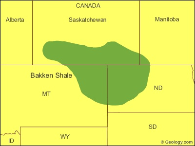 of 3.65 billion barrels of oil, 1.85 trillion cubic feet of associated/dissolved natural gas, and 148 million barrels of natural gas liquids in the Bakken Shale Formation of the Williston Basin Province, Montana and North Dakota.