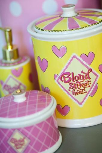 Sweet Blond bath line by Blond-Amsterdam