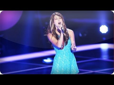 """Cassadee Pope's Blind Audition: """"Torn"""" - #TheVoice"""