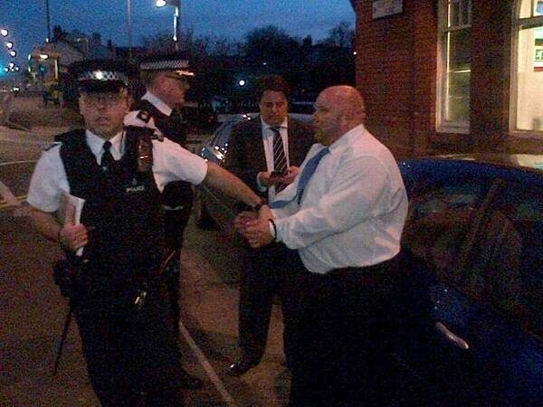 The Voice of Reason: Malicious prosecution of Nick Griffin's bodyguard