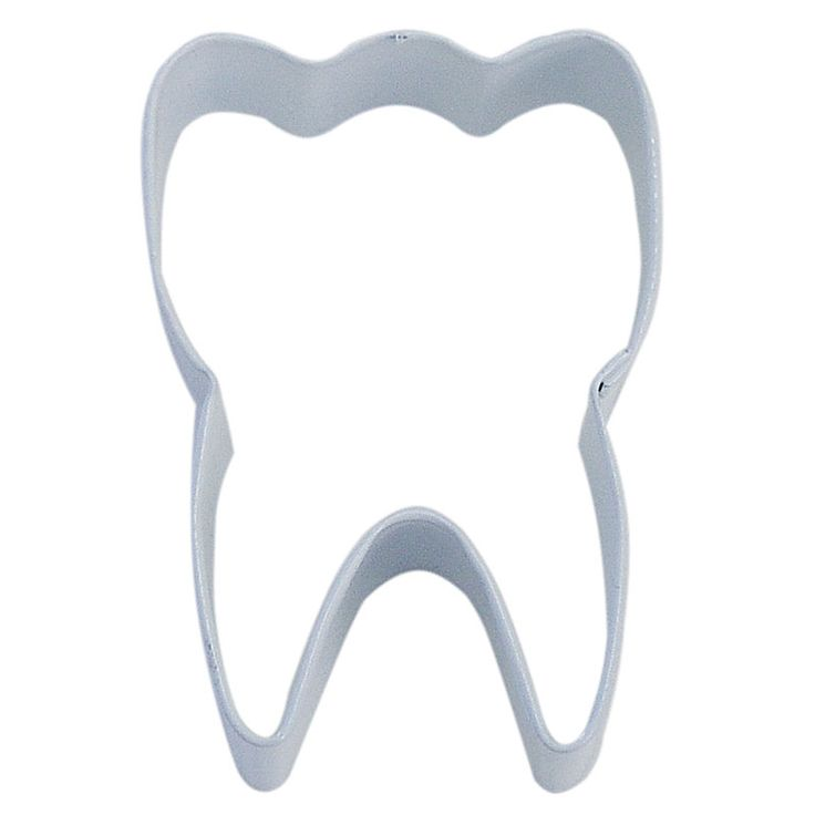 Tooth White 3 In. Pr1317W