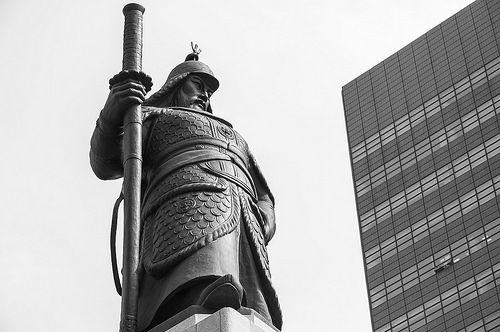 Séoul: entre passé et avenir