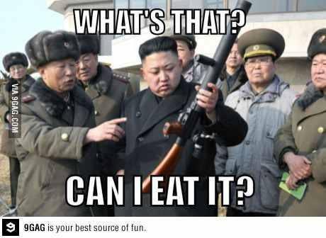 Old North korea trolls:p