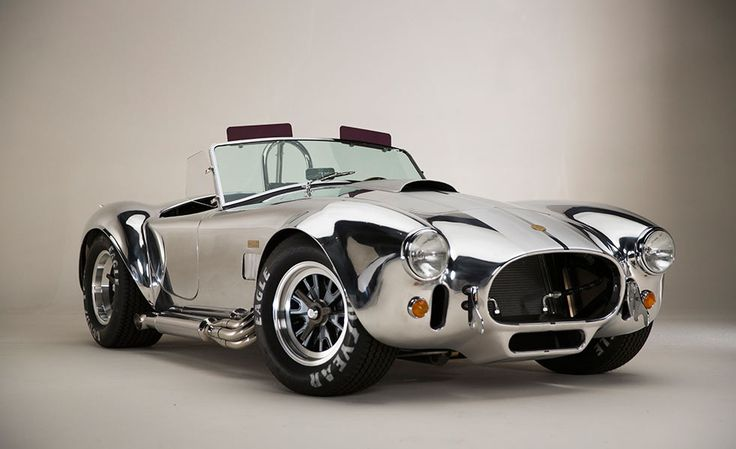 The 50th Anniversary Shelby Cobra 427 | Cool Material