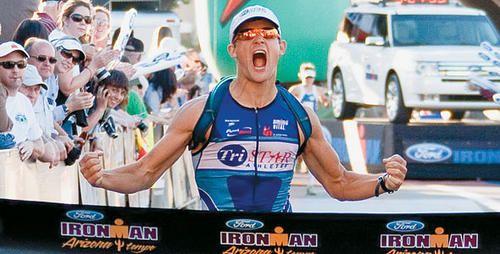 Diabetes Forecast - Ironman Athlete with Type 1 Diabetes