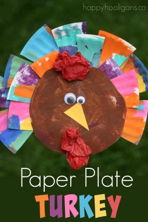 1000 images about pre school thanksgiving on pinterest for Pre k turkey crafts