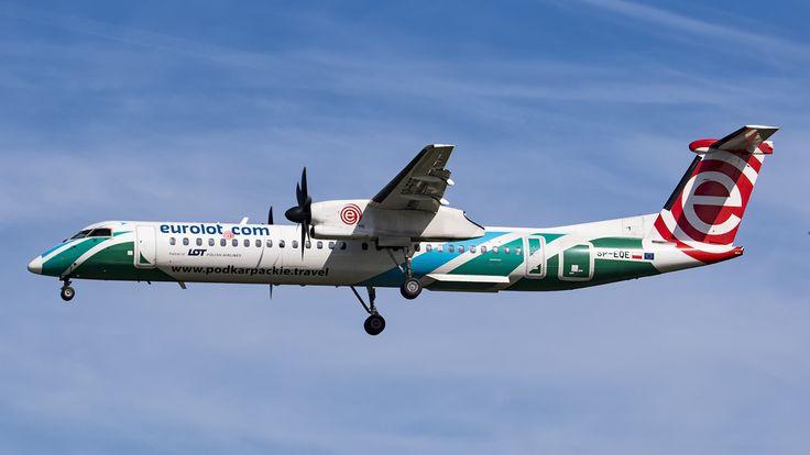 https://flic.kr/p/VX9N2j | SP-EQE ATR-72 Eurolot