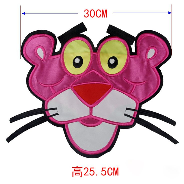 2 Pcs Different/Lot Pink Tiger Clothes Embroidered Iron on Patches for Clothing DIY Stripes Motif Appliques parches bordados-in Patches from Home & Garden on Aliexpress.com | Alibaba Group