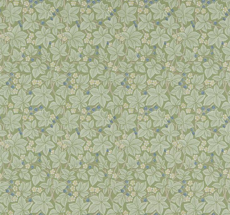 Bramble Thyme wallpaper by Morris