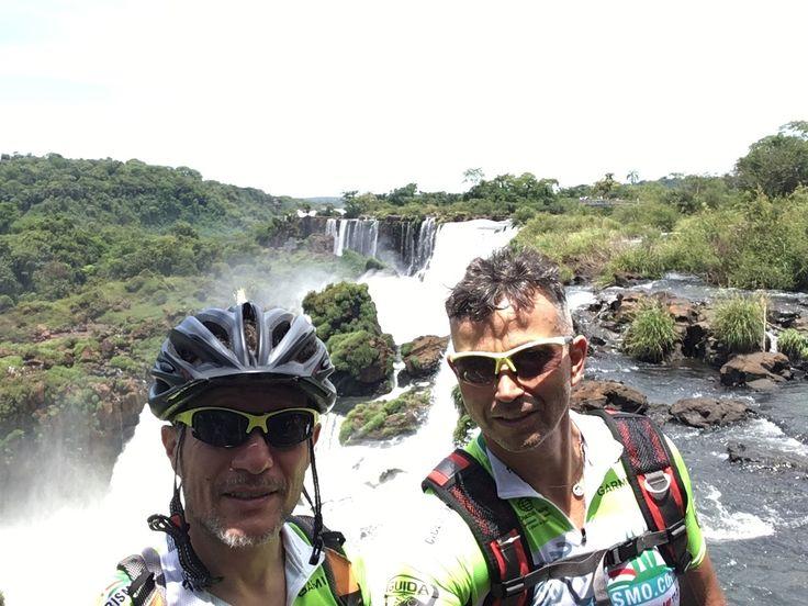 Patagonia Coast to Coast è un viaggio in bici di ben 8192 km nato dall'iniziativa di Paolo Pagni ed Enrico Roberto Carrara, due appassionati cicloturisti.