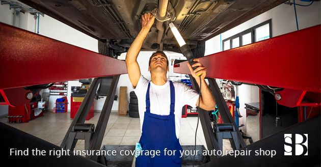 What kind of insurance coverage does an auto repair shop need #auto #shop #insurance http://new-hampshire.remmont.com/what-kind-of-insurance-coverage-does-an-auto-repair-shop-need-auto-shop-insurance/  # What kind of insurance coverage does an auto repair shop need As an automotive repair shop, you help keep your customers on the road. As insurance agents, we help keep you in business. As any of your customers can tell you, it can only take a moment for the unexpected to happen and before…