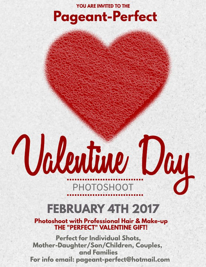 valentines day social media poster flyer graphic design template - Valentine Poster